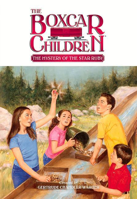 The Mystery of the Star Ruby als Taschenbuch