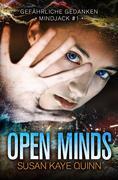 Open Minds: Gefährliche Gedanken (Mindjack #1) (German Edition)