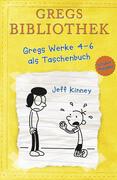 Gregs Bibliothek - Gregs Werke 4 - 6 als Taschenbuch