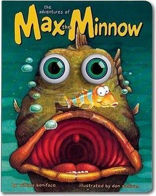 Adventures of Max the Minnow (Eyeball Animation) als Taschenbuch