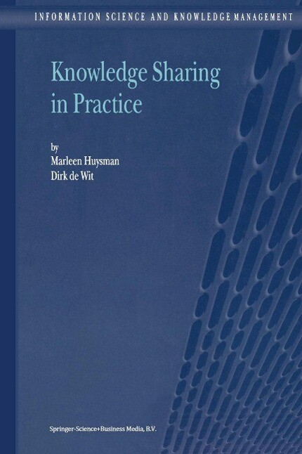 Knowledge Sharing in Practice als eBook Downloa...