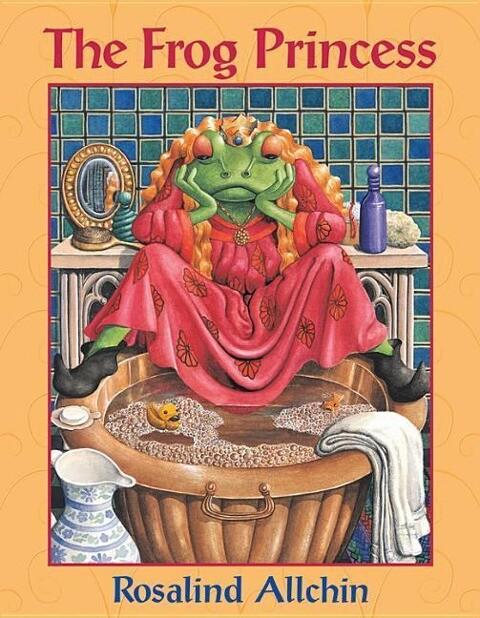 The Frog Princess als Taschenbuch