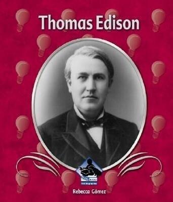 Thomas Edison als Buch