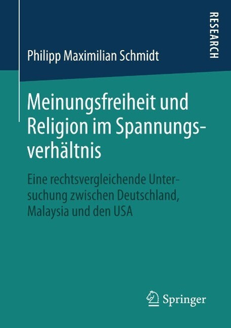 Meinungsfreiheit und Religion im Spannungsverhä...