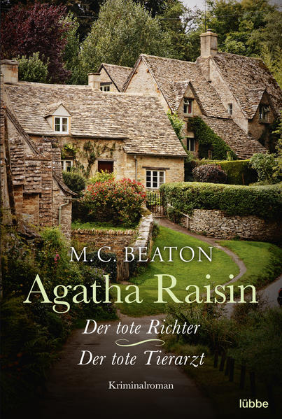 Agatha Raisin und der tote Richter 01 /Agatha Raisin und der tote Tierarzt 02 als Taschenbuch