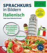 PONS Sprachkurs in Bildern Italienisch