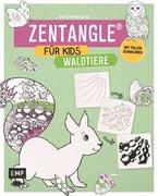 Zentangle für Kids Waldtiere