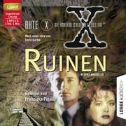Akte X - Die unheimlichen Fälle des FBI: Ruinen (MP3-CD)