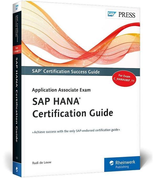 SAP HANA Certification Guide als Buch von Rudi ...