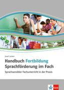 Handbuch Fortbildung Sprachförderung im Fach