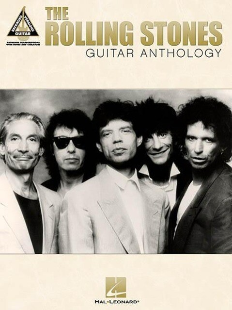 The Rolling Stones Guitar Anthology als Taschenbuch