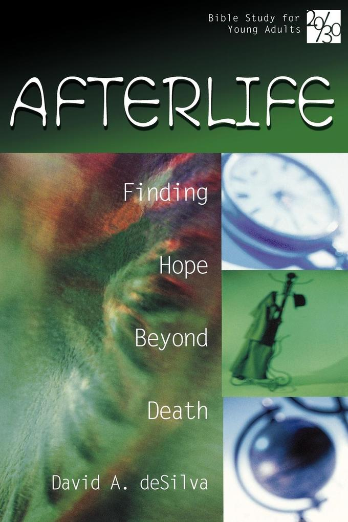 20/30 Bible Study for Young Adults Afterlife als Taschenbuch