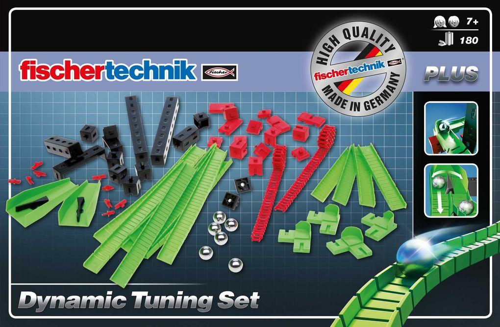 Image of fischertechnik - DYNAMIC PLUS - Tuning Set