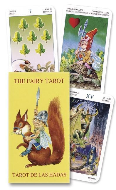 The Fairy Tarot Mini als Spielwaren