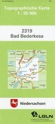 Bad Bederkesa 1 : 25 000. (TK 2319/N)