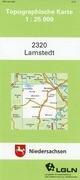 Lamstedt 1 : 25 000. (TK 2320/N)
