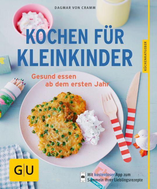 Kochen für Kleinkinder als Buch