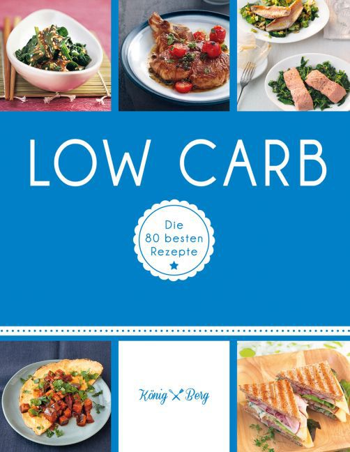 Low Carb als Buch