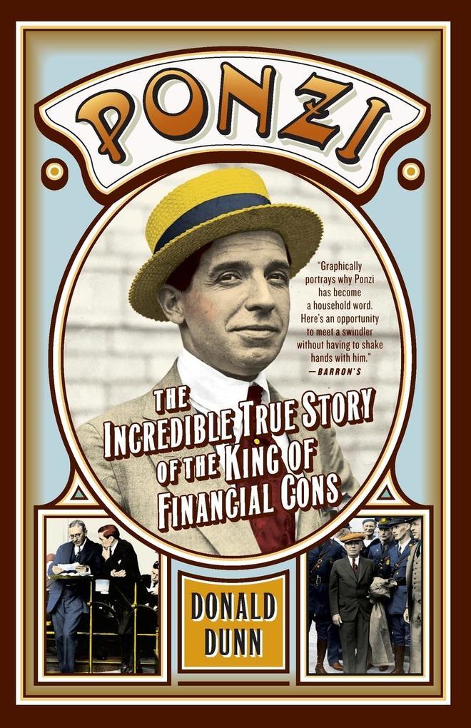 Ponzi als Taschenbuch