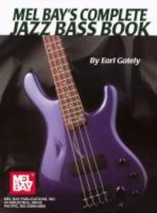 Complete Jazz Bass Book als Taschenbuch