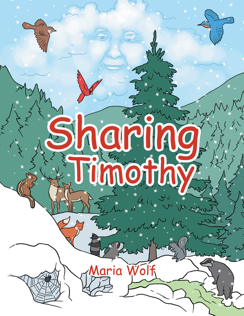 Sharing Timothy als eBook Download von Maria Wolf