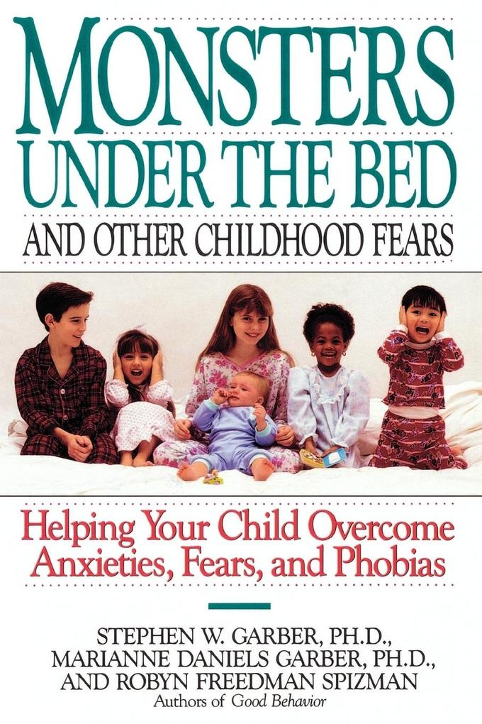 Monsters Under the Bed and Other Childhood Fears als Taschenbuch
