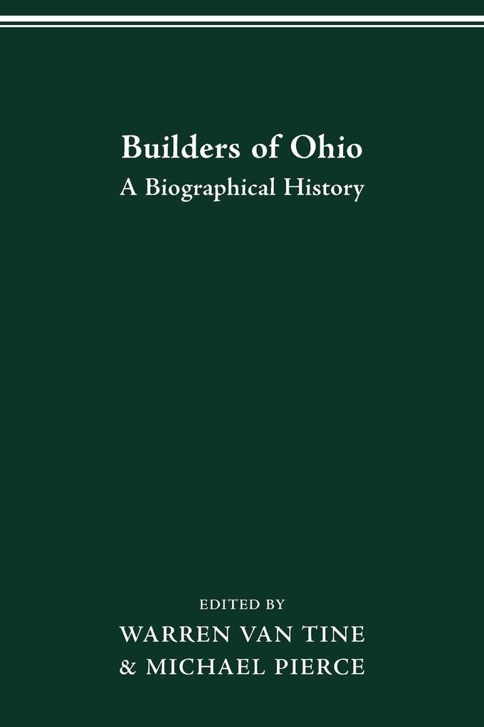 BUILDERS OF OHIO als Taschenbuch