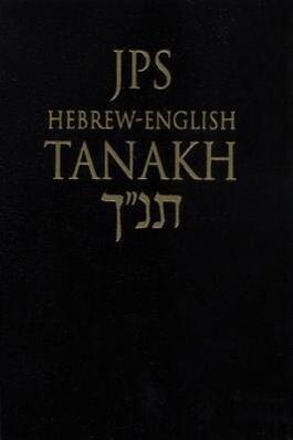 JPS Hebrew-English Tanakh-TK-Pocket als Taschenbuch