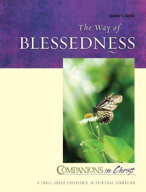 Companions in Christ: The Way of Blessedness: Leader's Guide als Taschenbuch