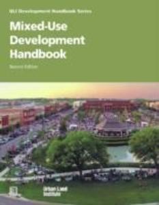 Mixed-Use Development Handbook als Buch