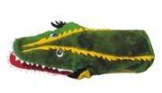 Krokodil, lang (klappert)