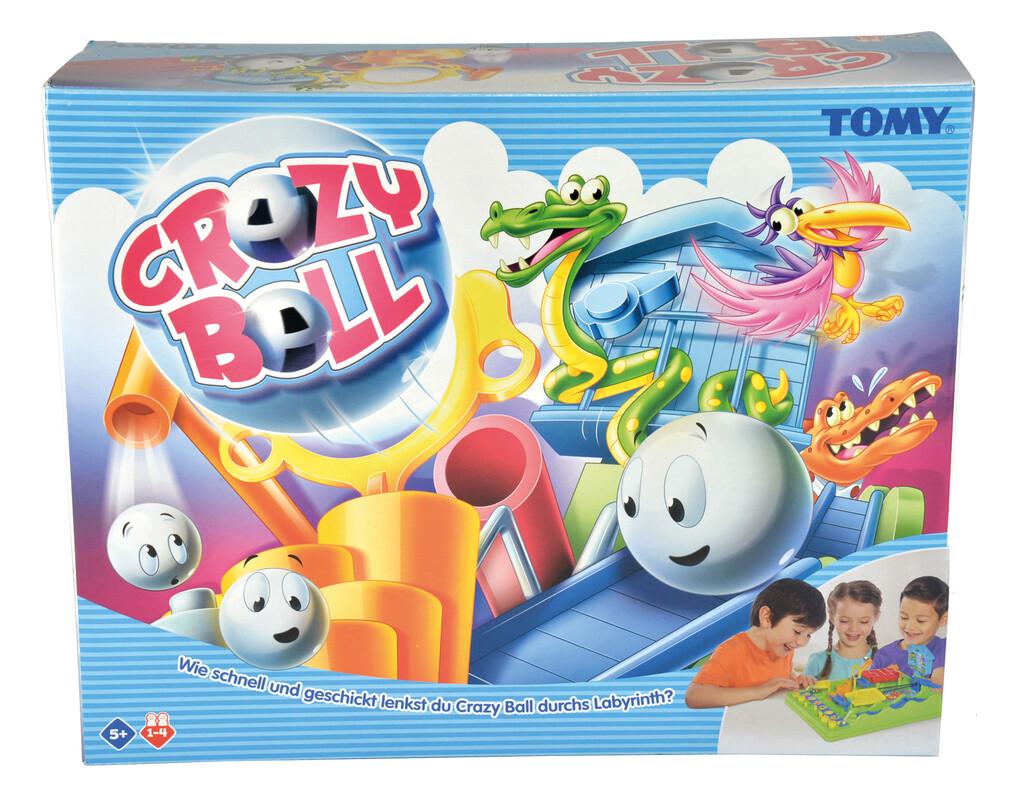 TOMY - Crazy Ball als sonstige Artikel