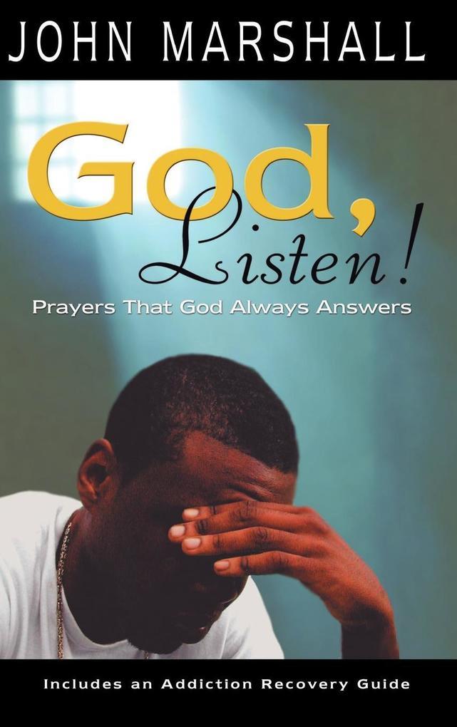God, Listen! als Buch
