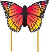 """""""Invento 106544 - Butterfly Kite Monarch """"""""L"""""""", Einleiner Drachen 130 cm"""""""