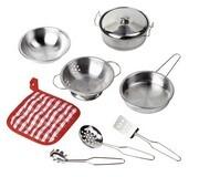 Goki 51730 - Kochset II, Küchenspielzeug