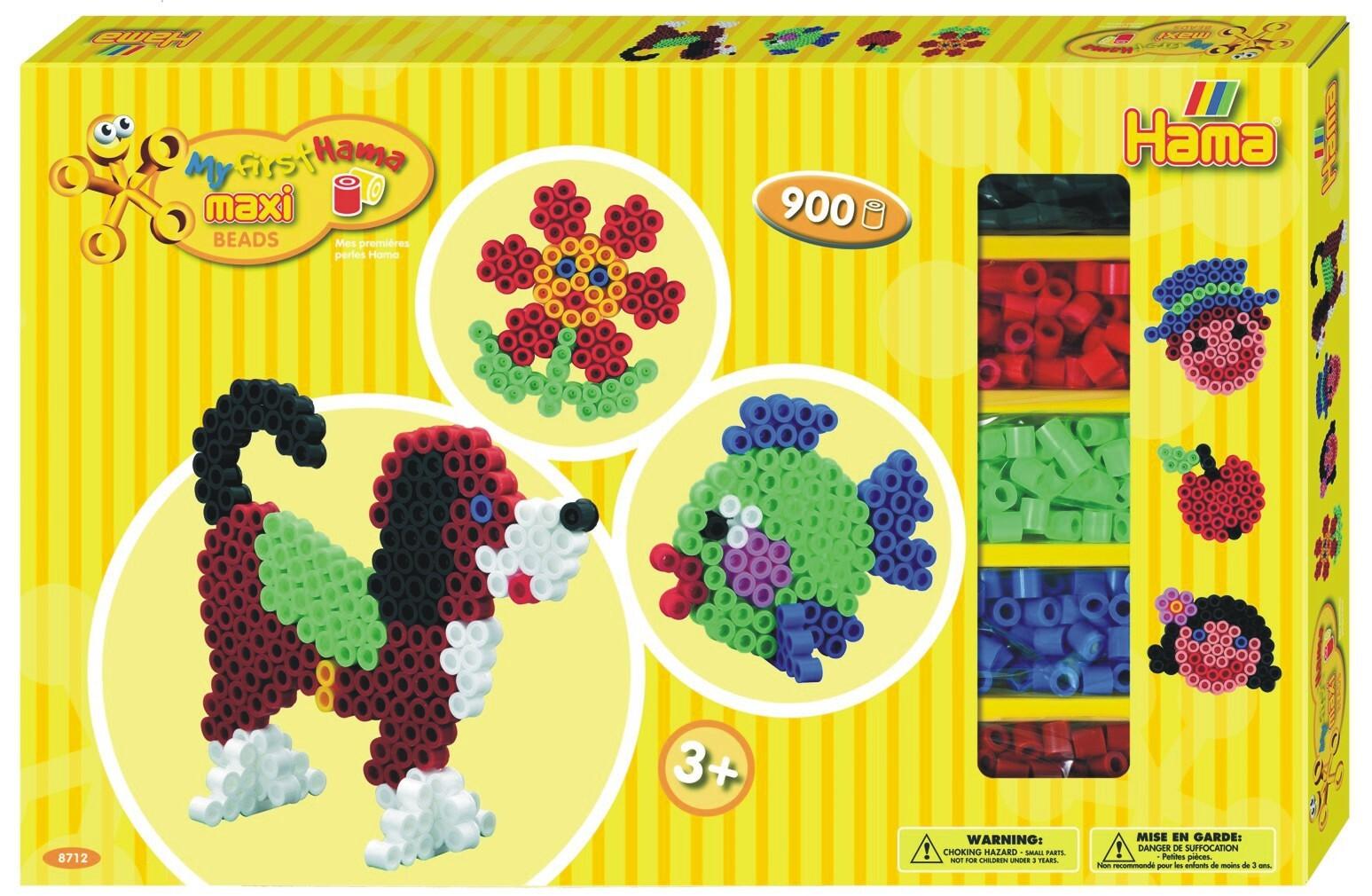 Hama - Geschenkpackung Maxi-Perlen als sonstige Artikel