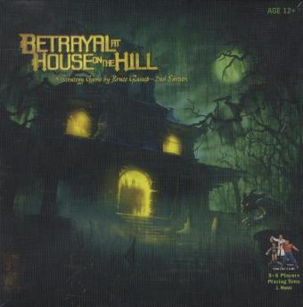 Pegasus WOC26633 - Betrayal at House on the Hill als sonstige Artikel