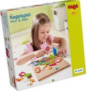 HABA - Nagelspiel Muh & Mäh