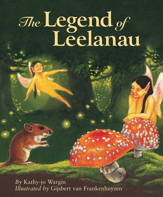 The Legend of Leelanau als Buch