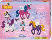 Hama - Geschenkpackung - Zauberhafte Pferde