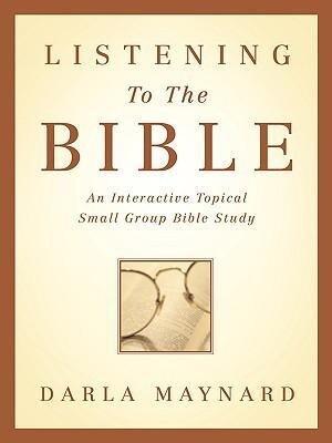 Listening to the Bible als Taschenbuch