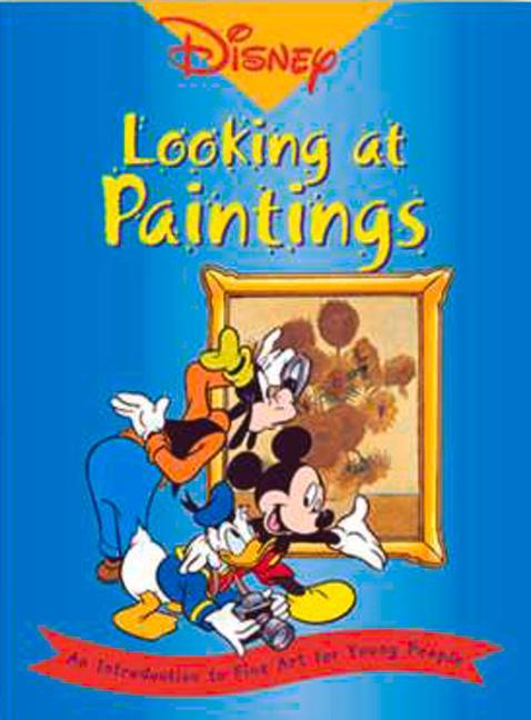 Disney- Looking at Paintings: An Introduction to Art for Young People als Buch