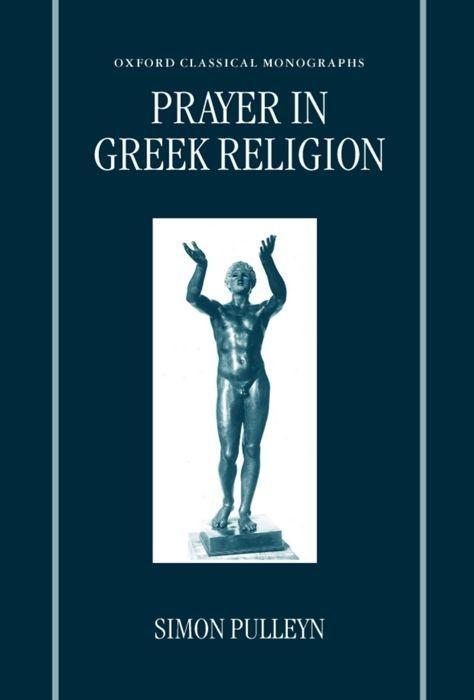 Prayer in Greek Religion als Buch