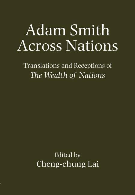 Adam Smith Across the Nations als Buch