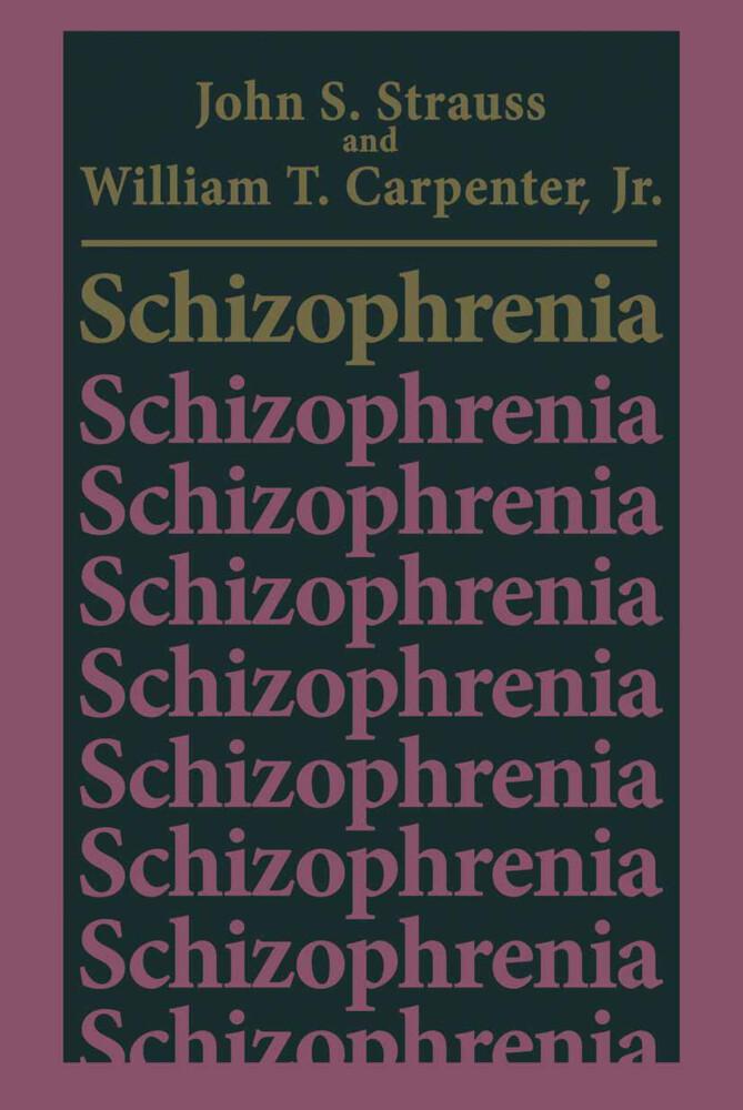 Schizophrenia als Buch
