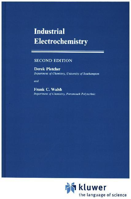 Industrial Electrochemistry als Buch