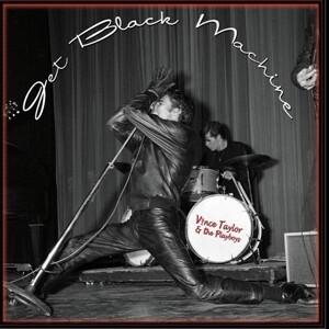 Jet Black Leather Machine 1958-1962