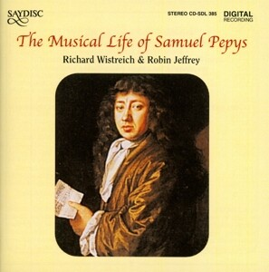 The Music Life of Samuel Pepys