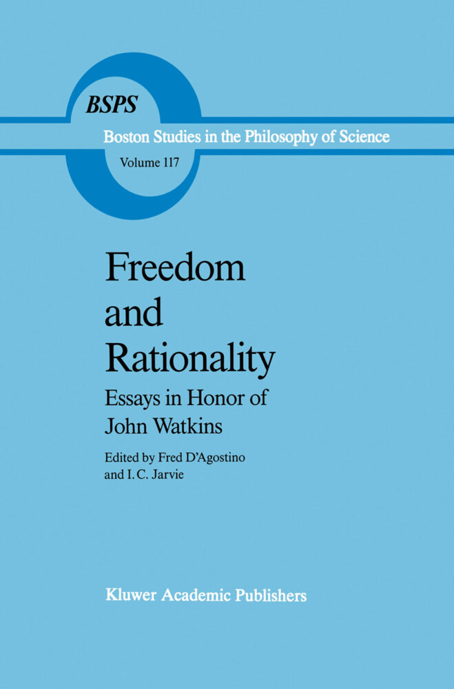 Freedom and Rationality als Buch