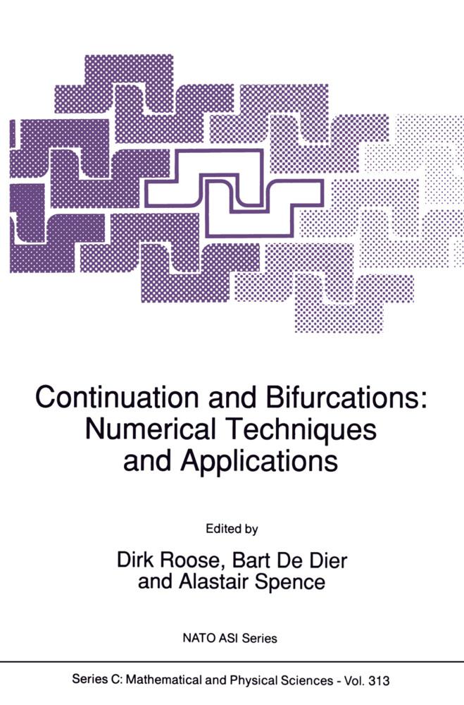 CONTINUATION & BIFURCATIONS NU als Buch